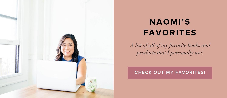 Naomi's Favorites