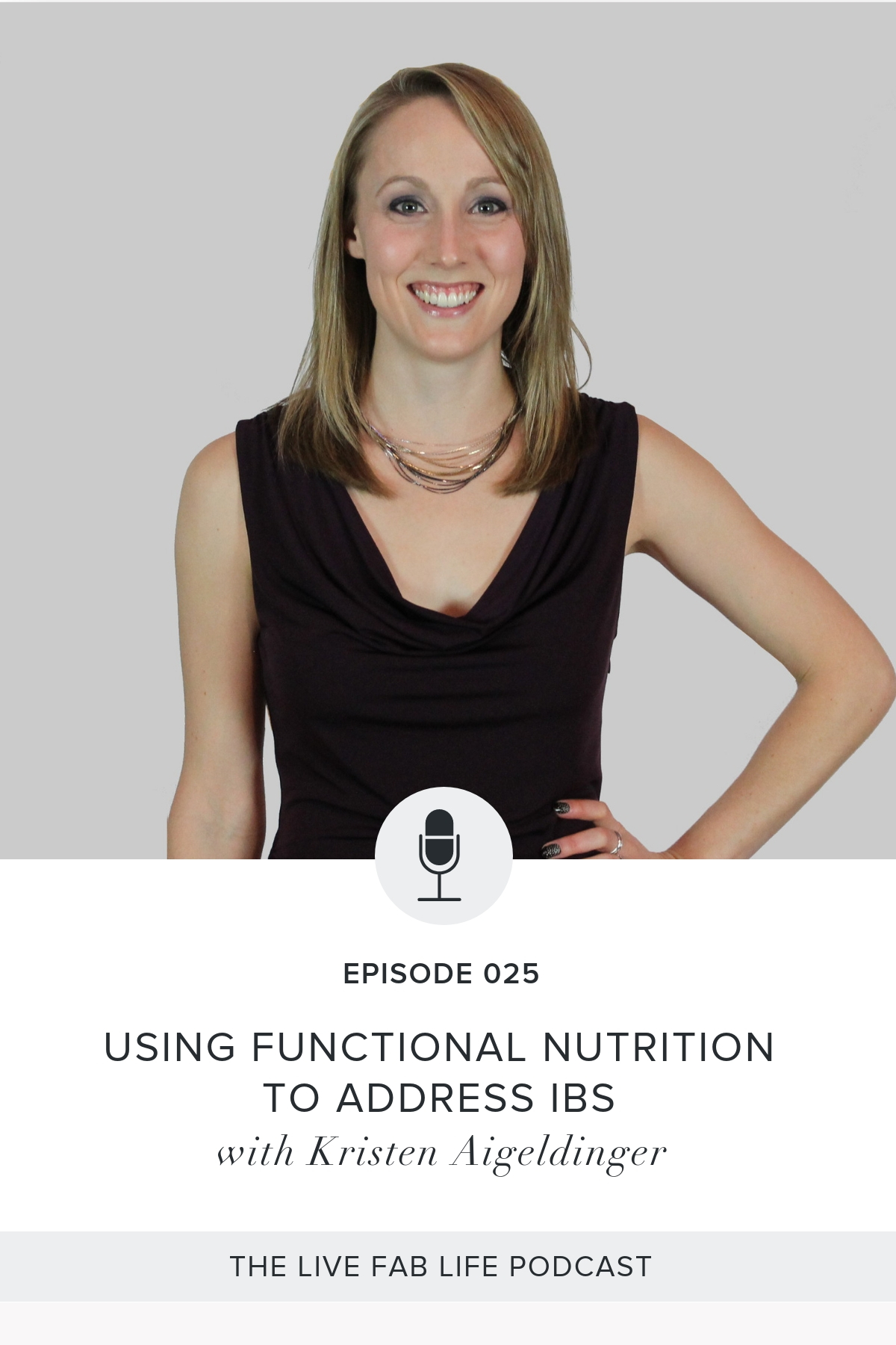 Using Functional Nutrition to Address IBS