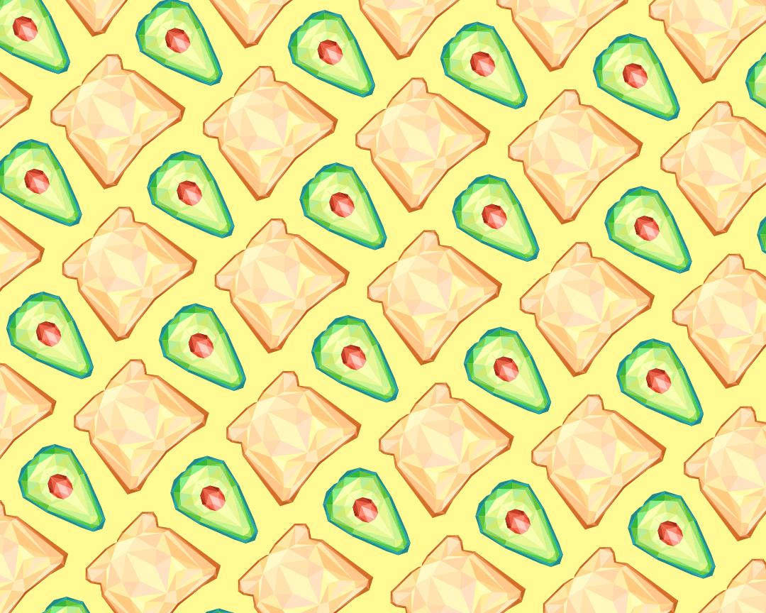 Avocado Toast - 2019