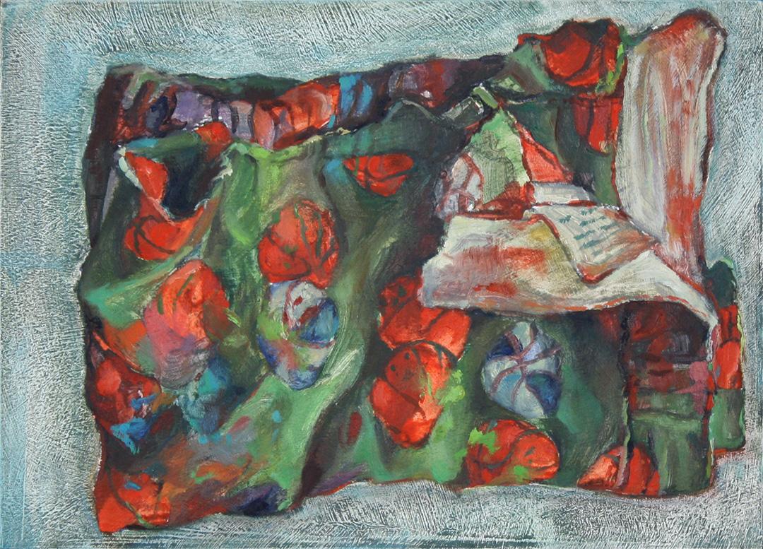 Paint Rags #3