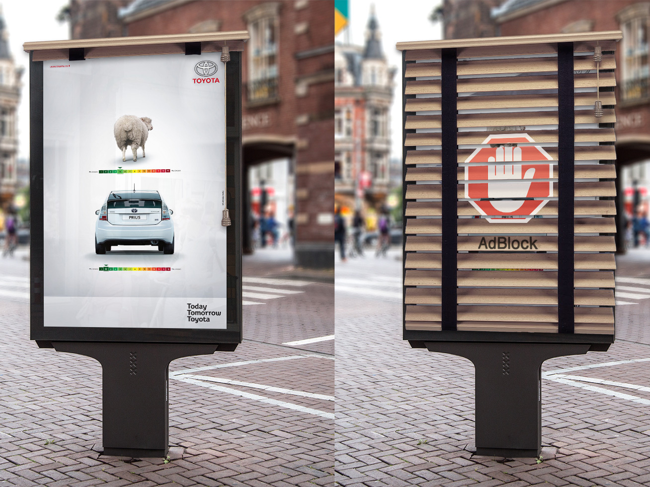 AN AD FOR ADBLOCK -