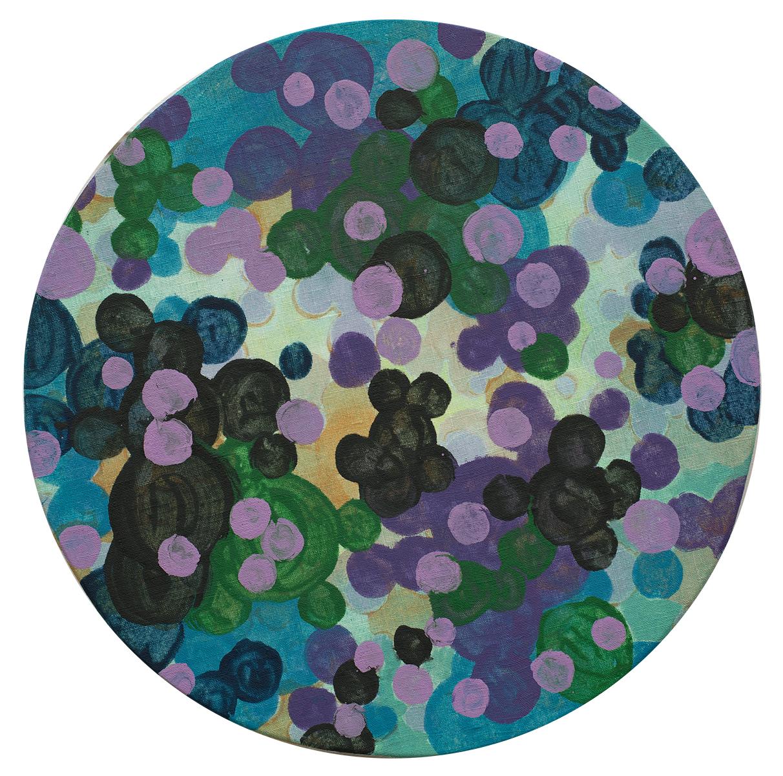 Lavender Tondo (Culture)
