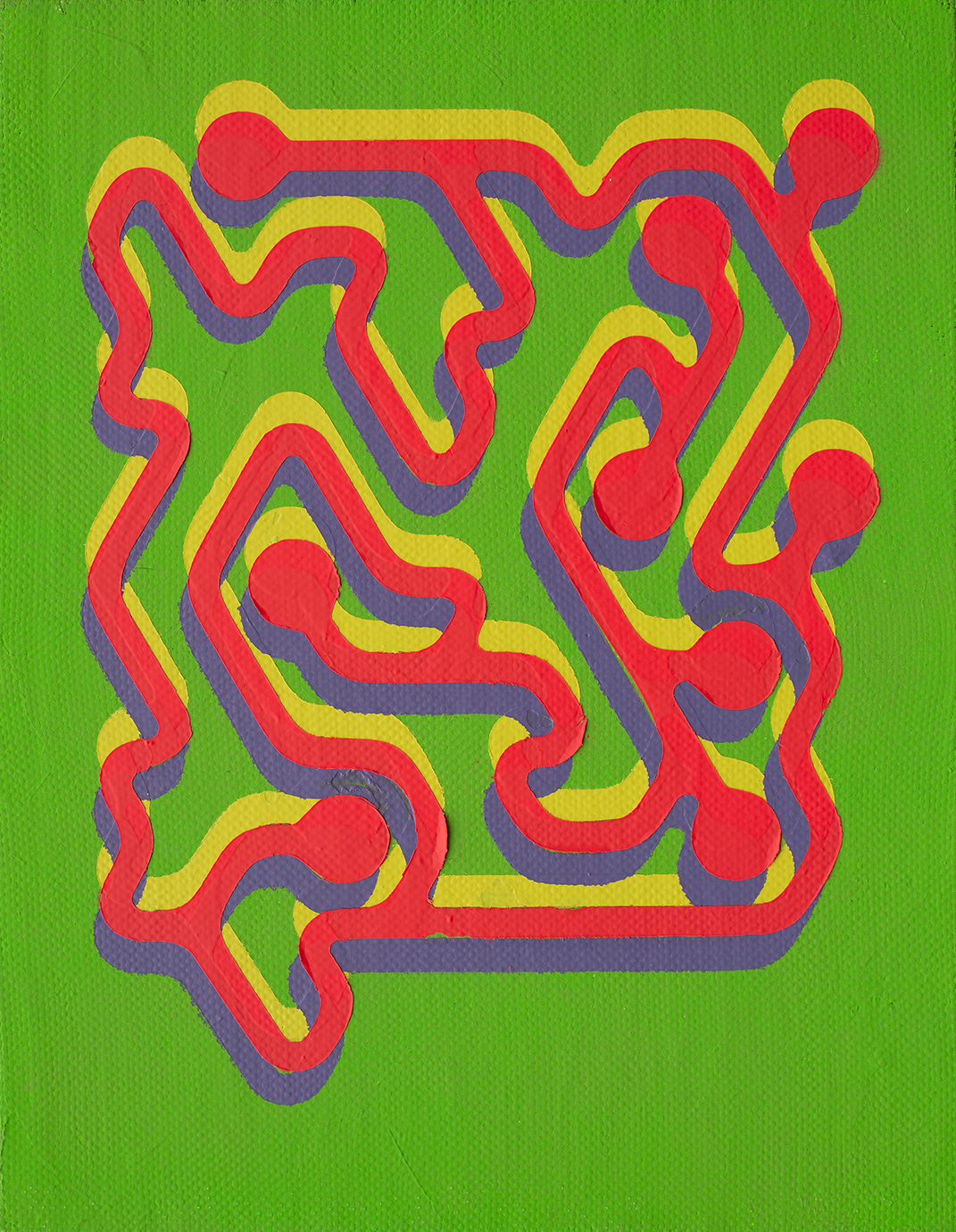 Untitled (Maze)