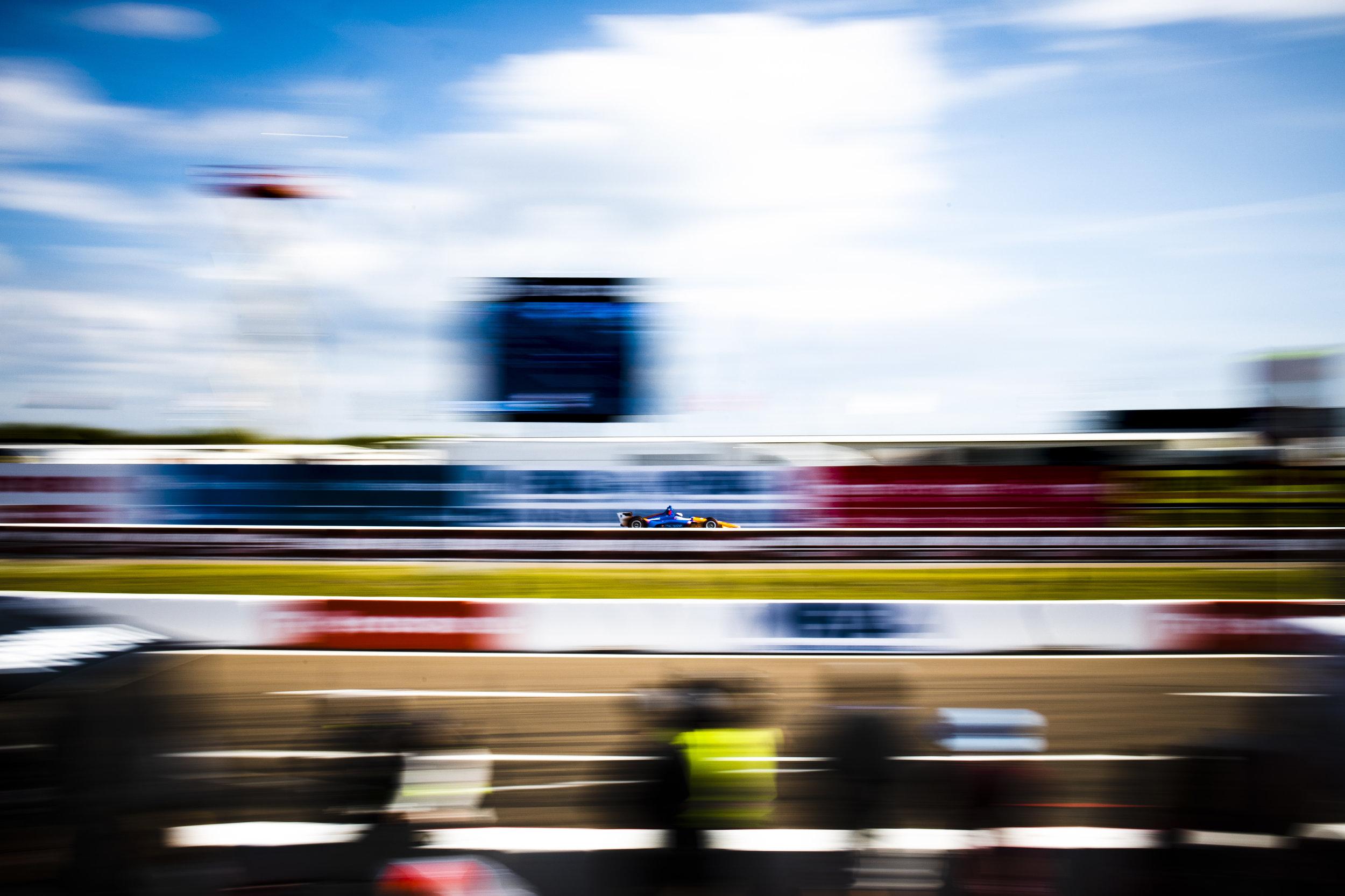 Indycar — St Petersburg -