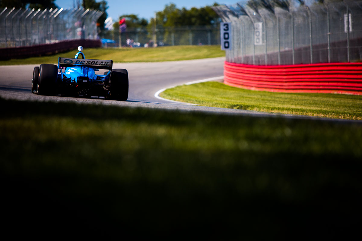 Indycar — Mid-Ohio -