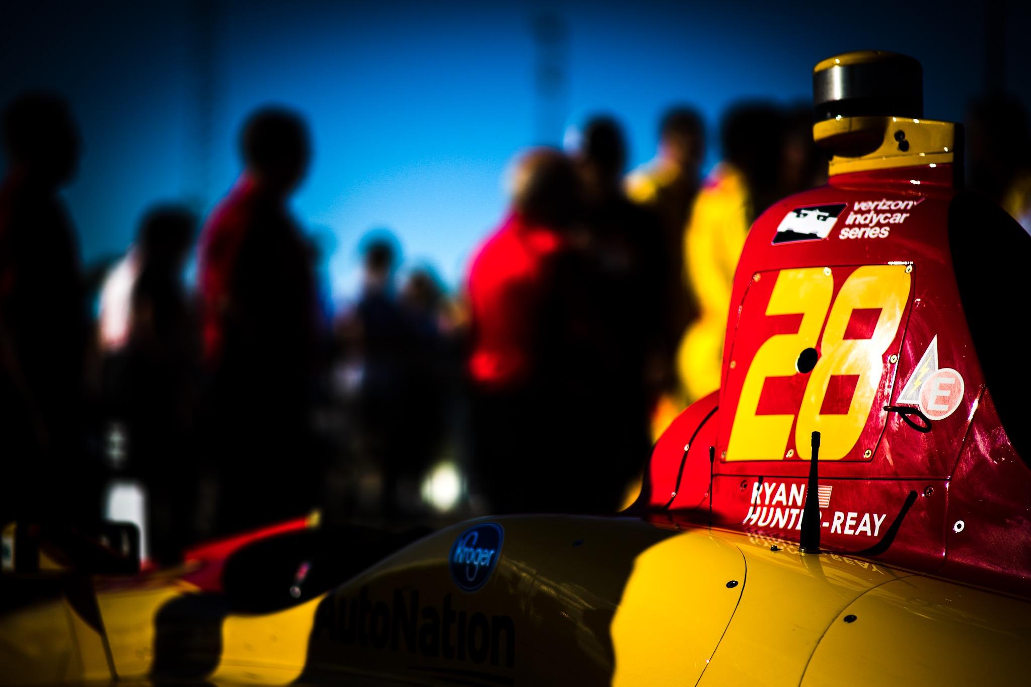 Indycar — Detroit -