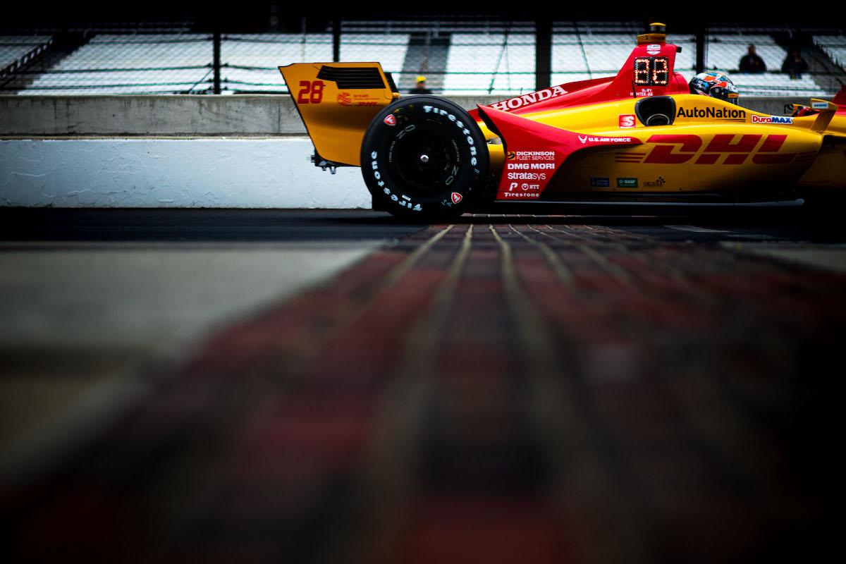 Indycar —Indianapolis Grand Prix -