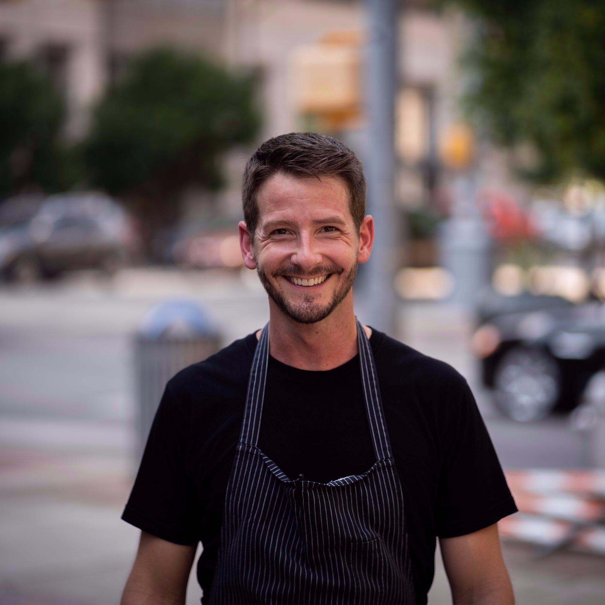 Chef Dan Bruce, Austin, Texas