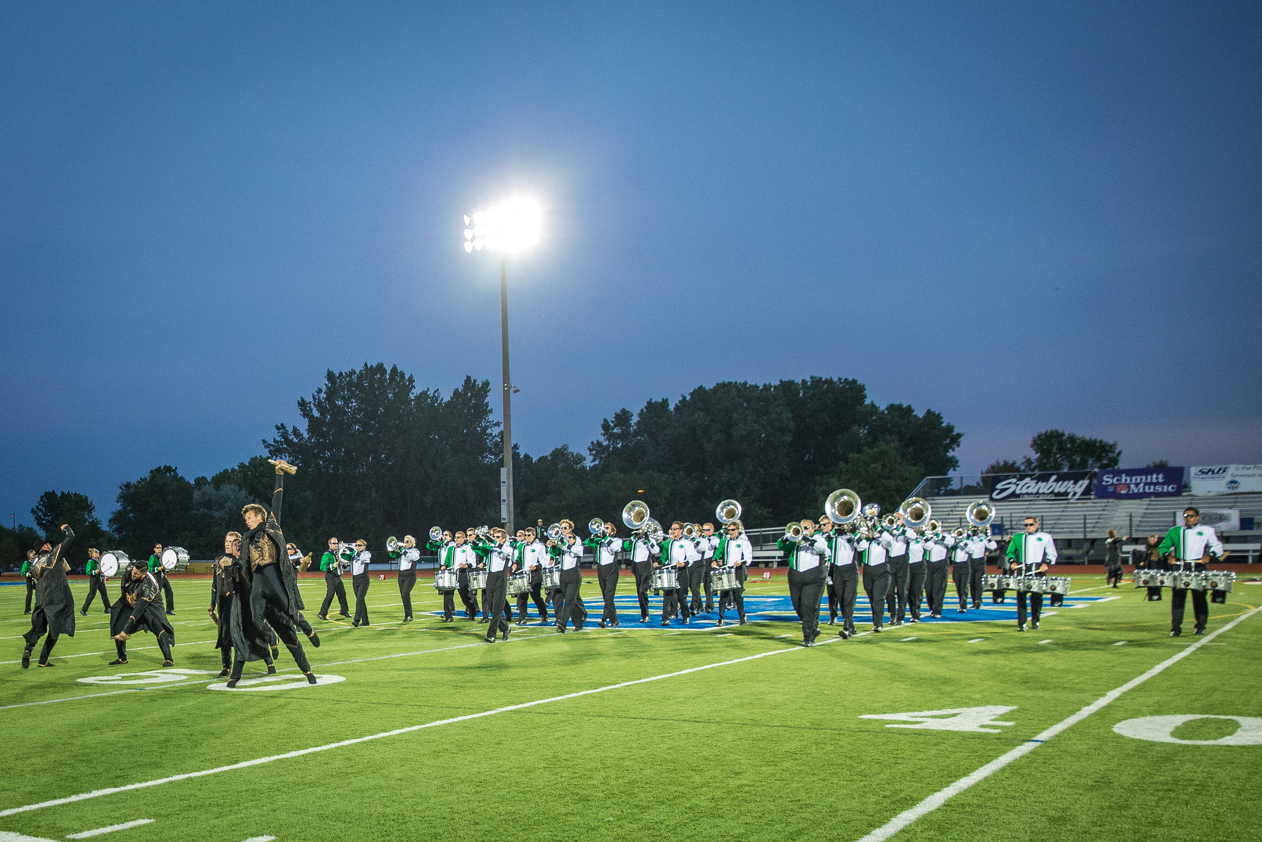 """Members of the Govenaires perform their production """"Outlaw"""" at the Sounds of Minnesota show hosted at St. Thomas Academy in August.   Photo provided by TwinCitiesMedia.net   Full Resolution"""