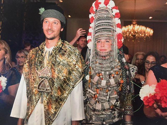 Wedding lewk #2 (3? 4?) Traditional Yemenite Jewish wedding attire ✨