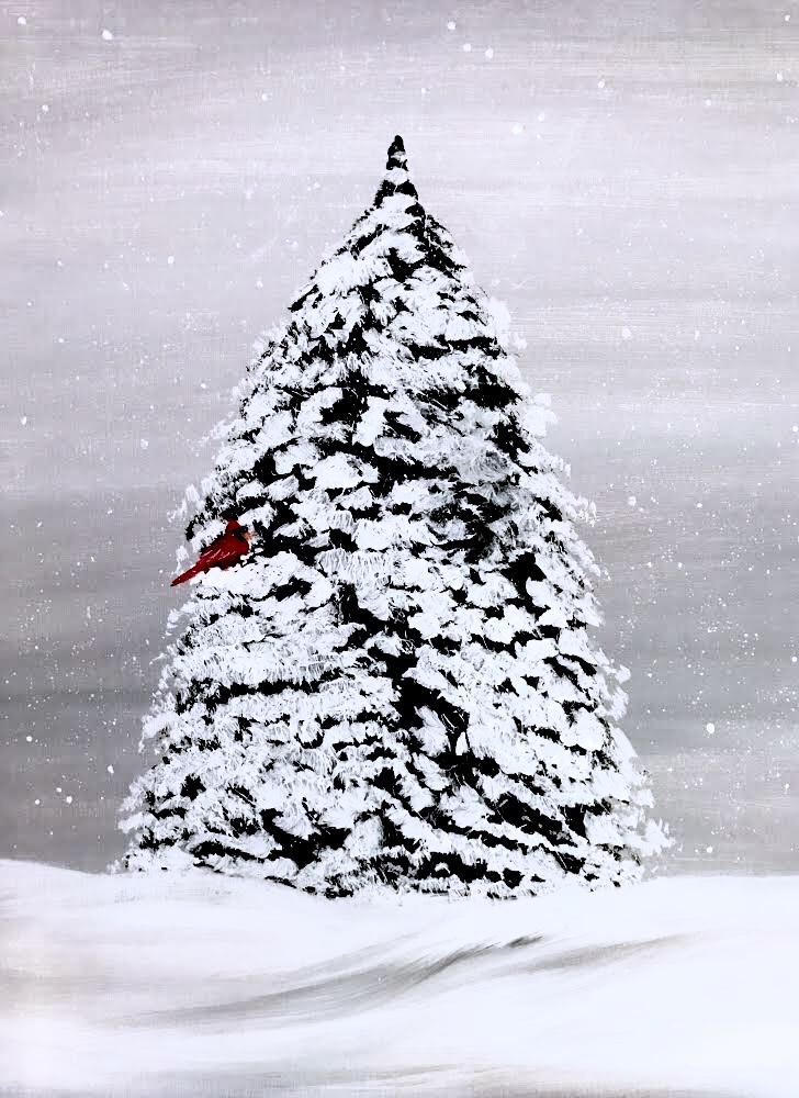Cardinal in Snow.jpg