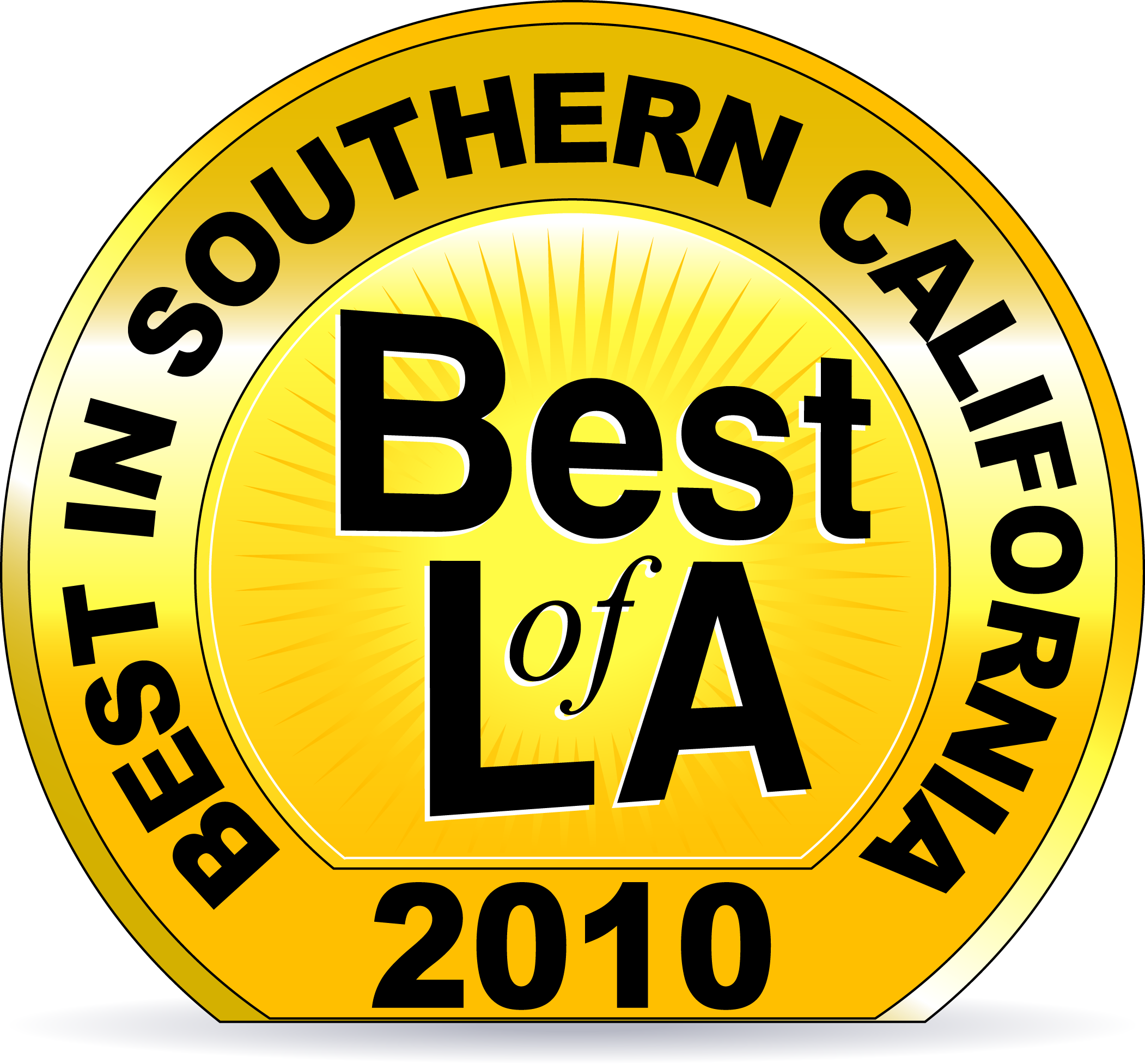 """2010 Best Dinner Theater in Southern California"""