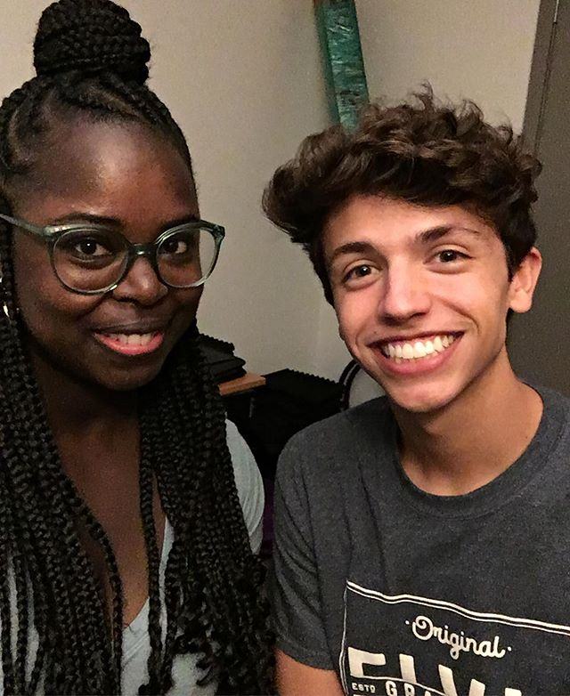 Hunter's talent and smile will light up the darkest room! Watch out for this one! 👀🔥 Thanks for an awesome writing sesh, @hunterhelwig!