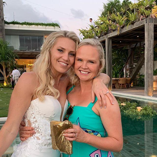 Absolutely smashing wedding thanks @nicoleschonk @tysonhateley