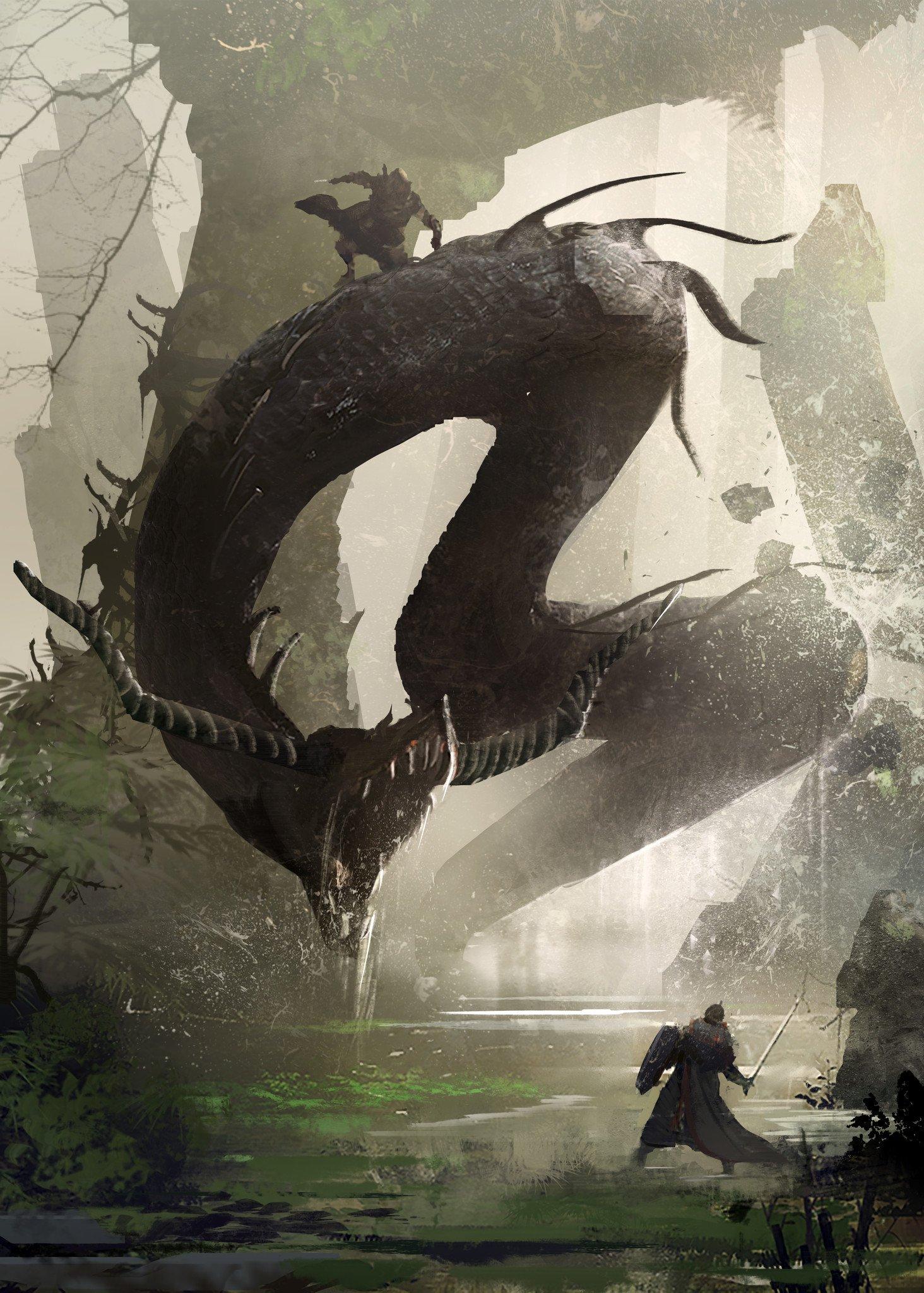 Symbaroum - the RPG