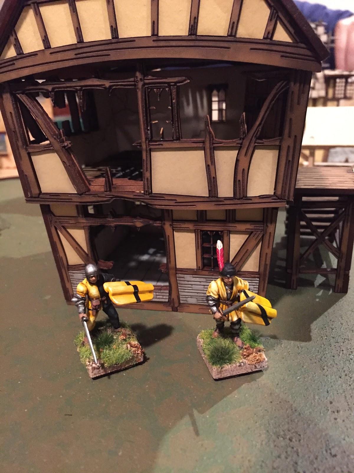 Mordheim using Perry Miniatures