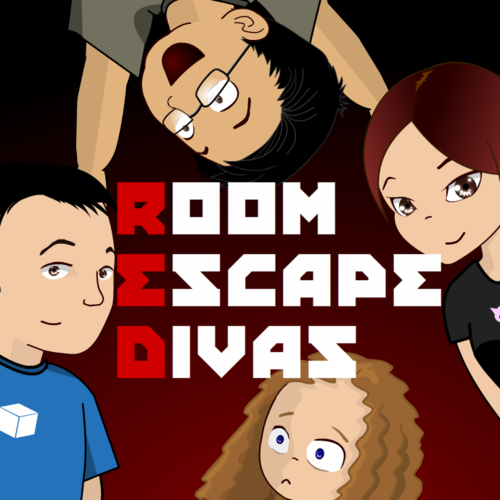 Room Escape Divas is the longest running podcast about escape rooms.