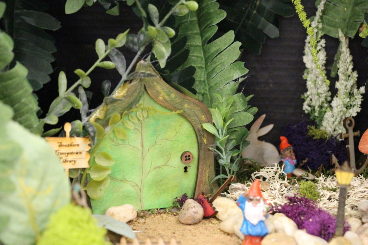 Southern Georgetown Community Library Fairy Door