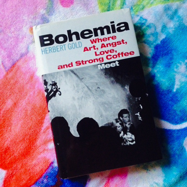 Bohemia: Where Art, Angst, Love, and Strong Coffee Meet - BUY NOW