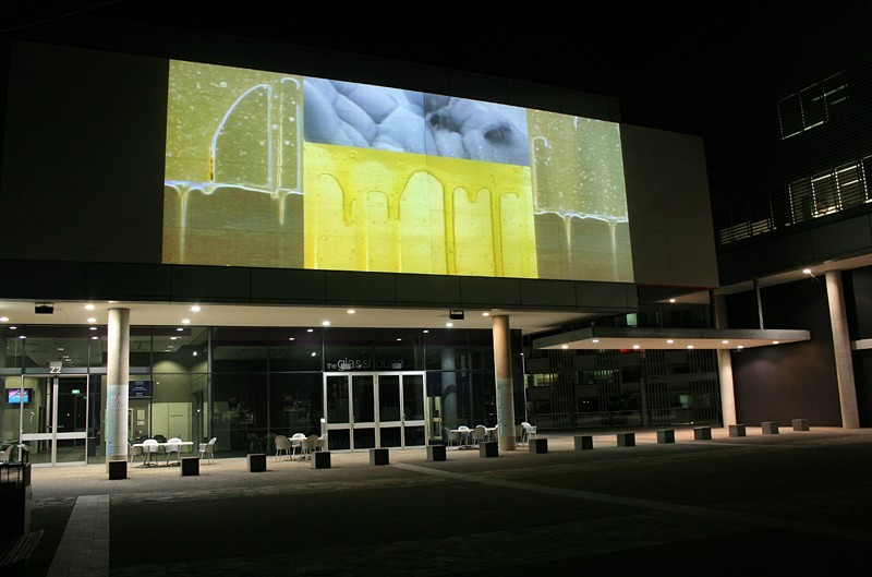 HOST Large Scale Projection