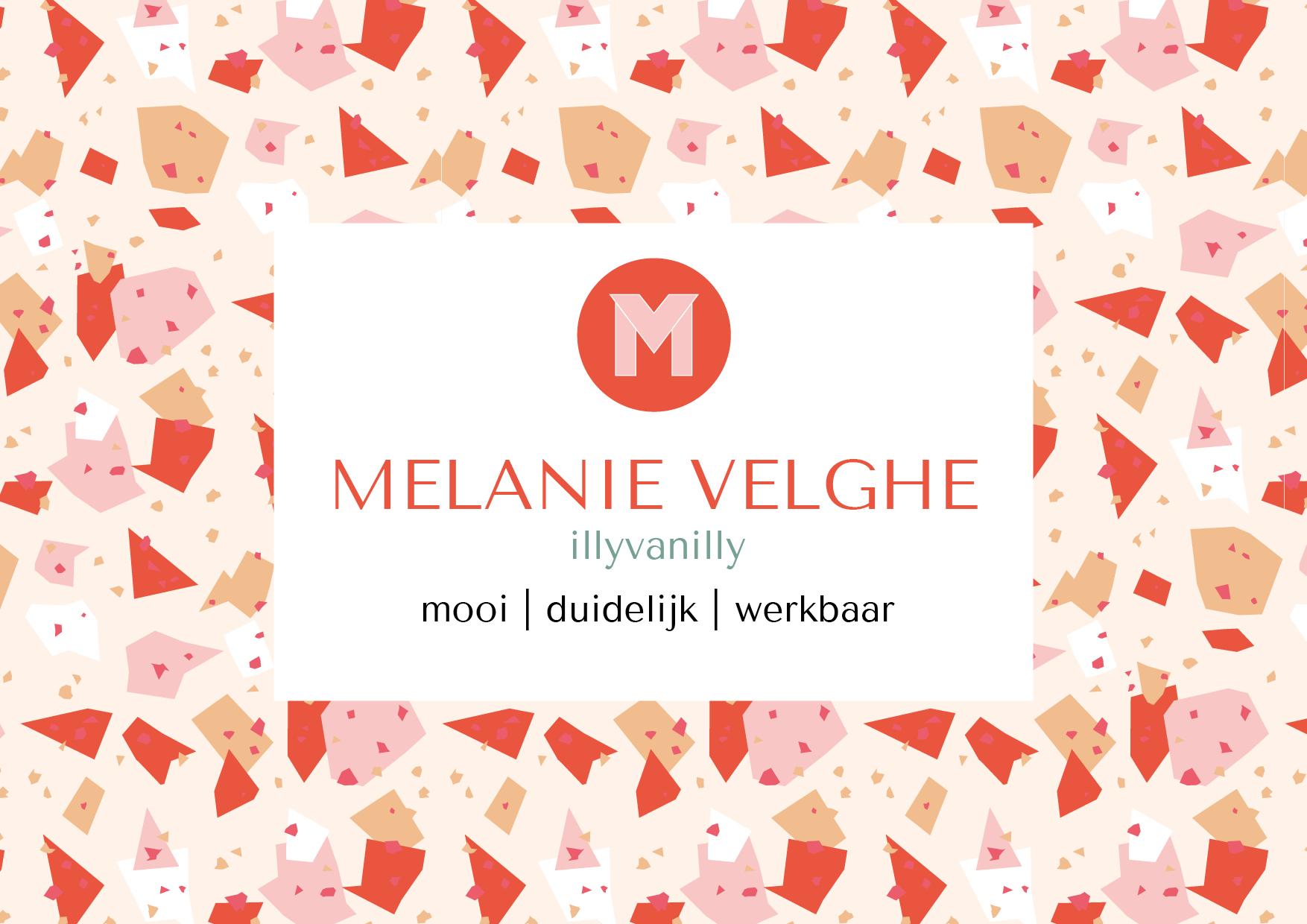 Portfolio Melanie Velghe