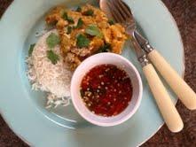 The Tiniest Thai Rachel Walder kai jeow - Thai omelette
