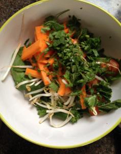 The Tiniest Thai Rachel Walder noodle salad