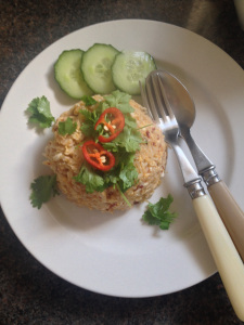 The Tiniest Thai Rachel Walder brunch fried rice