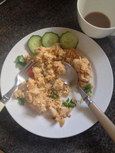 The Tiniest Thai Rachel Walder brunch fried rice
