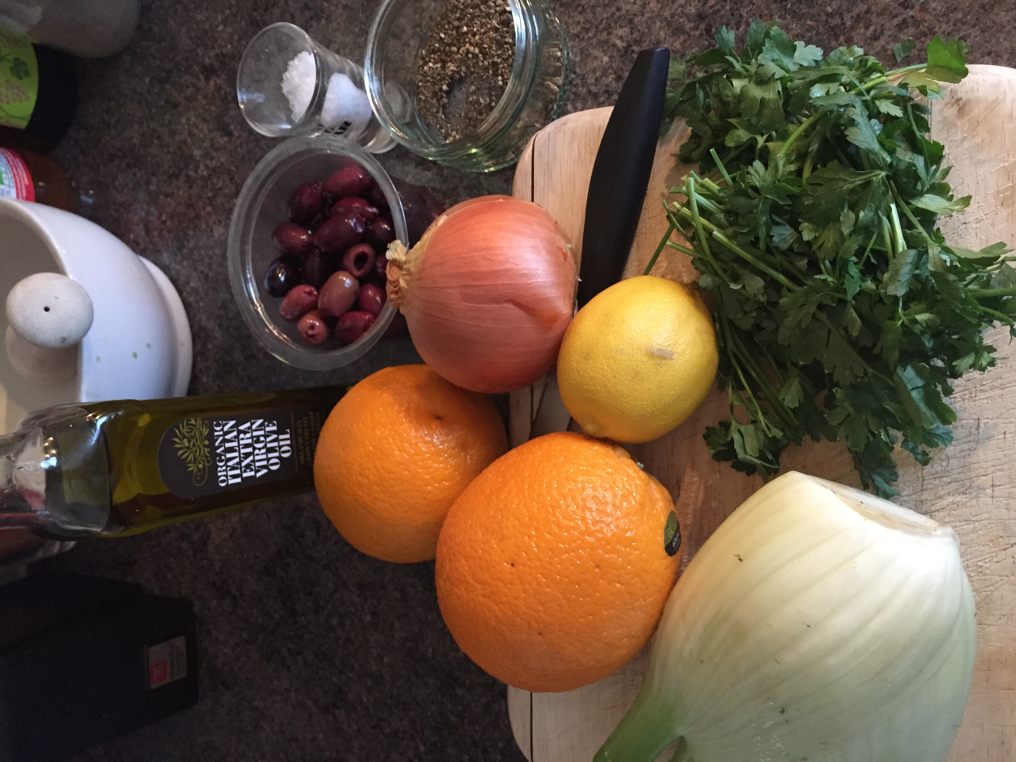 The Tiniest Thai Rachel Walder Sicilian orange salad