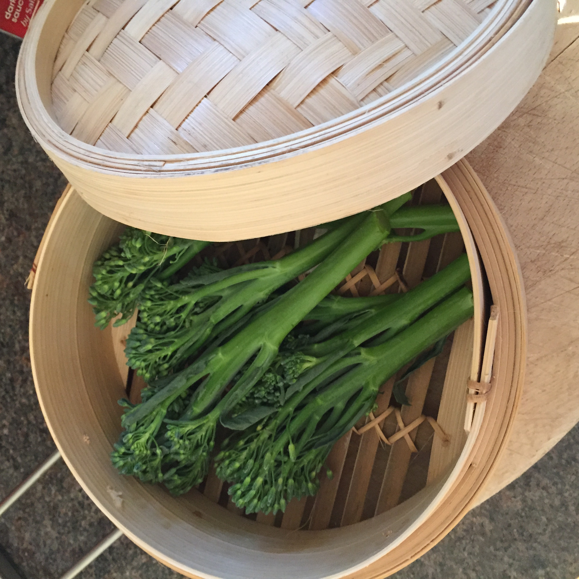 Rachel Walder chicken and broccoli with oyster sauce