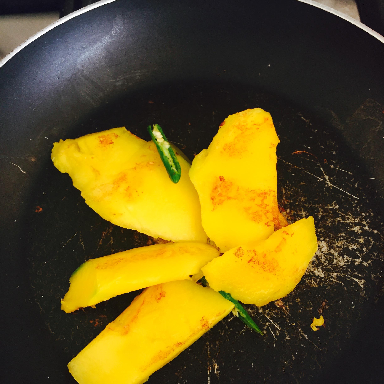 Rachel Walder fish tacos mango