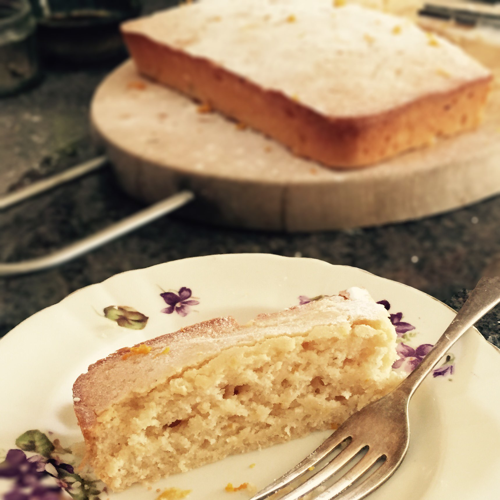 Rachel Redlaw foodies agenda citrus yogurt cake