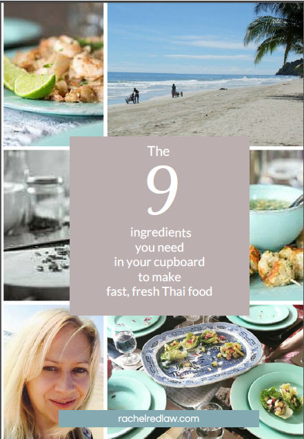 Rachel Redlaw 9 key ingredients