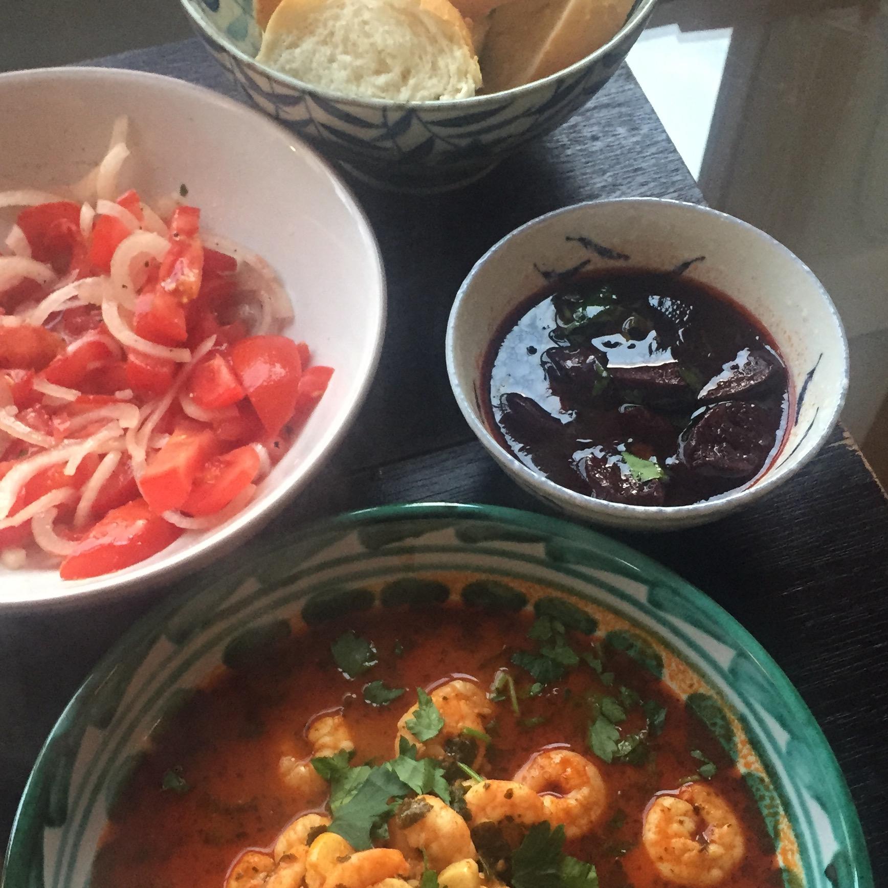 Rachel Redlaw tapas recipe