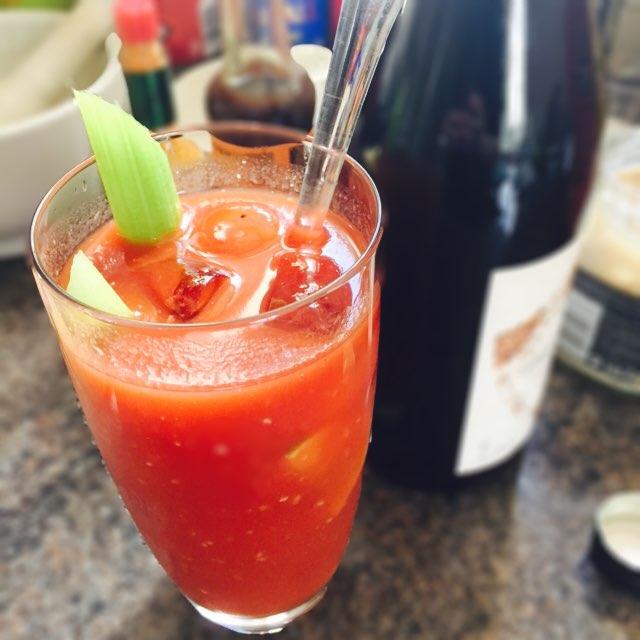 Rachel Redlaw Bloody Mary