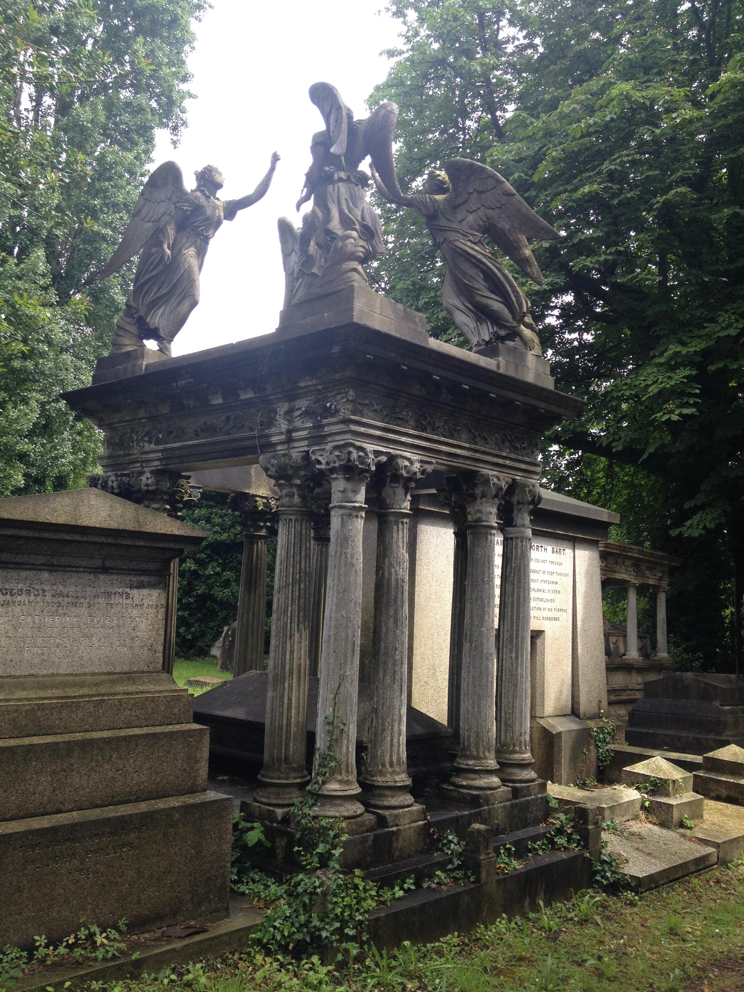 Rachel Redlaw Kensal Green Cemetery