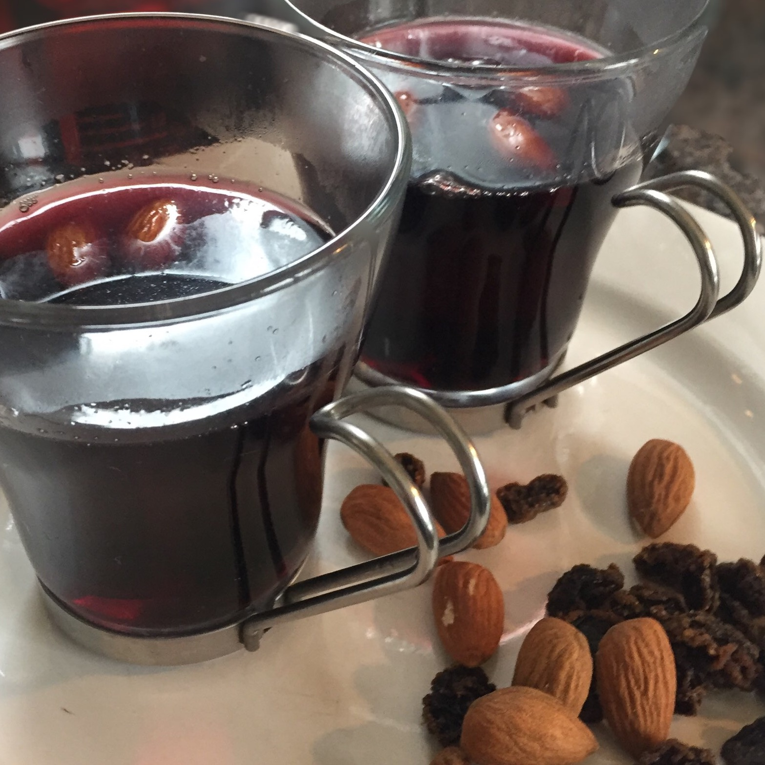 Rachel Redlaw Swedish glogg mulled wine