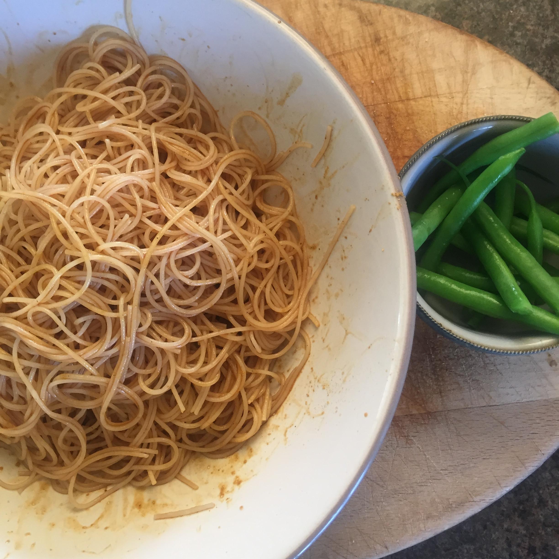 Rachel Redlaw Singapore noodles