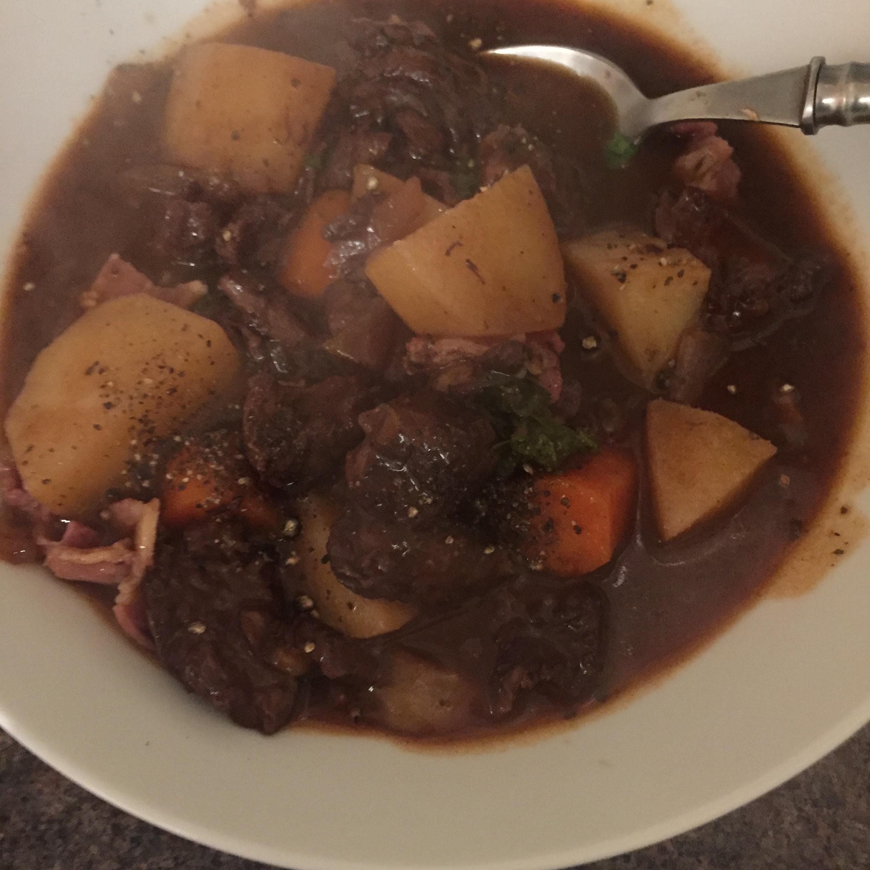 Rachel Redlaw beef stew