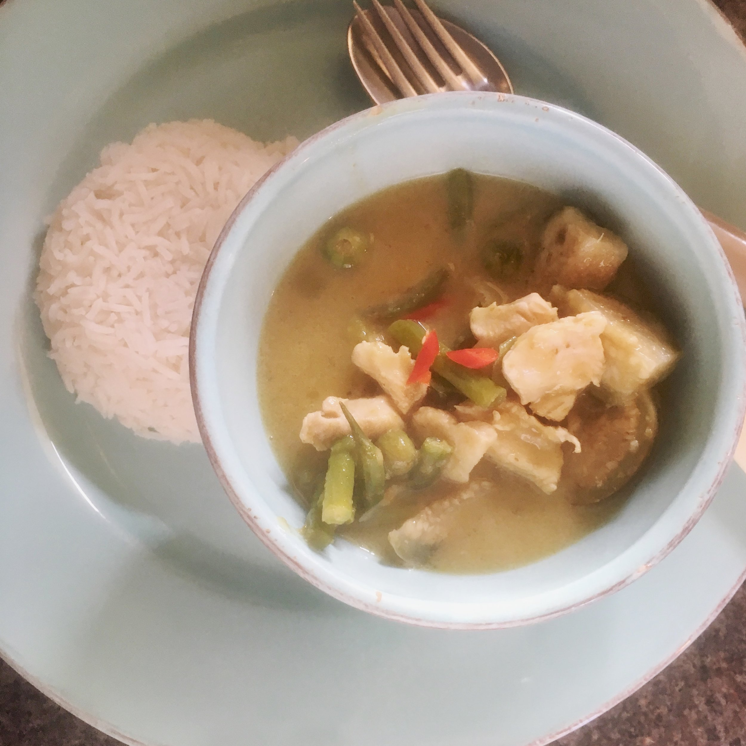 Green curry chicken .JPG