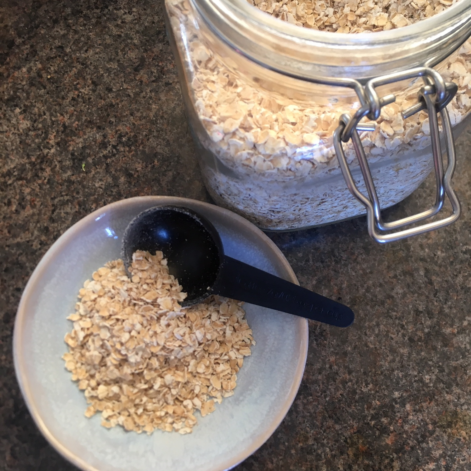 Rachel Redlaw South Indian-inspired savoury oats