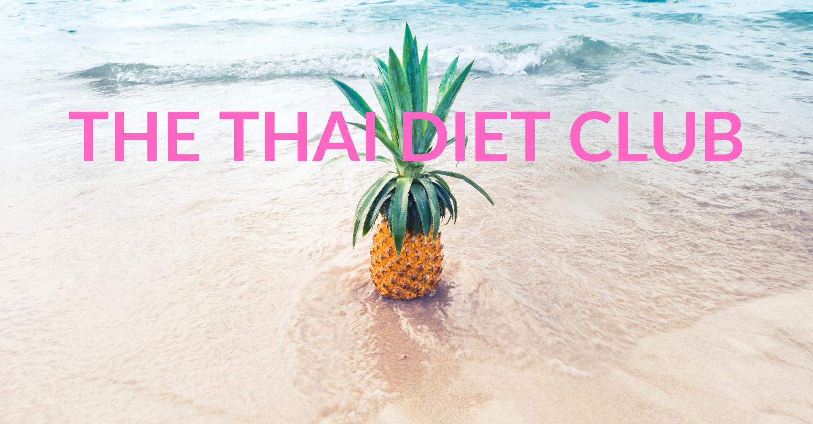 The Thai Diet Club