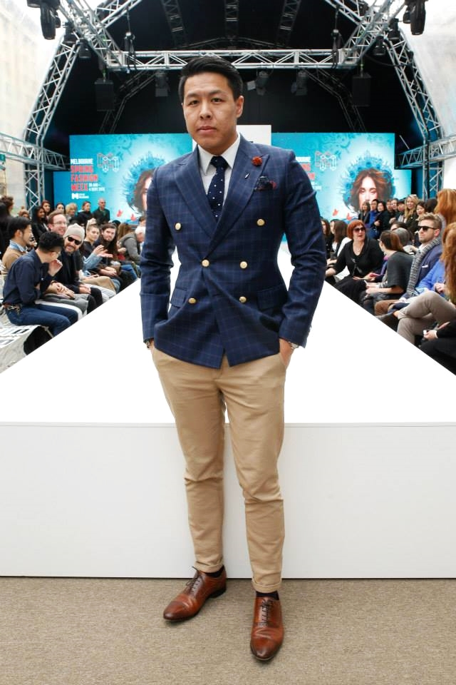 Photographed at the MUJI Runway by  MSFW