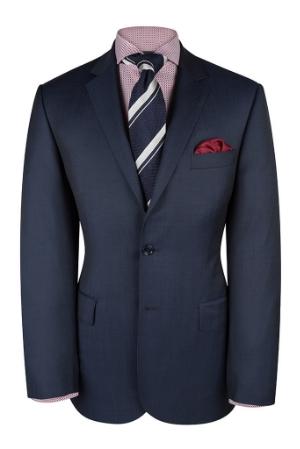 Rhodes & Beckett - Royal Navy Wool Mohair Suit - $1195