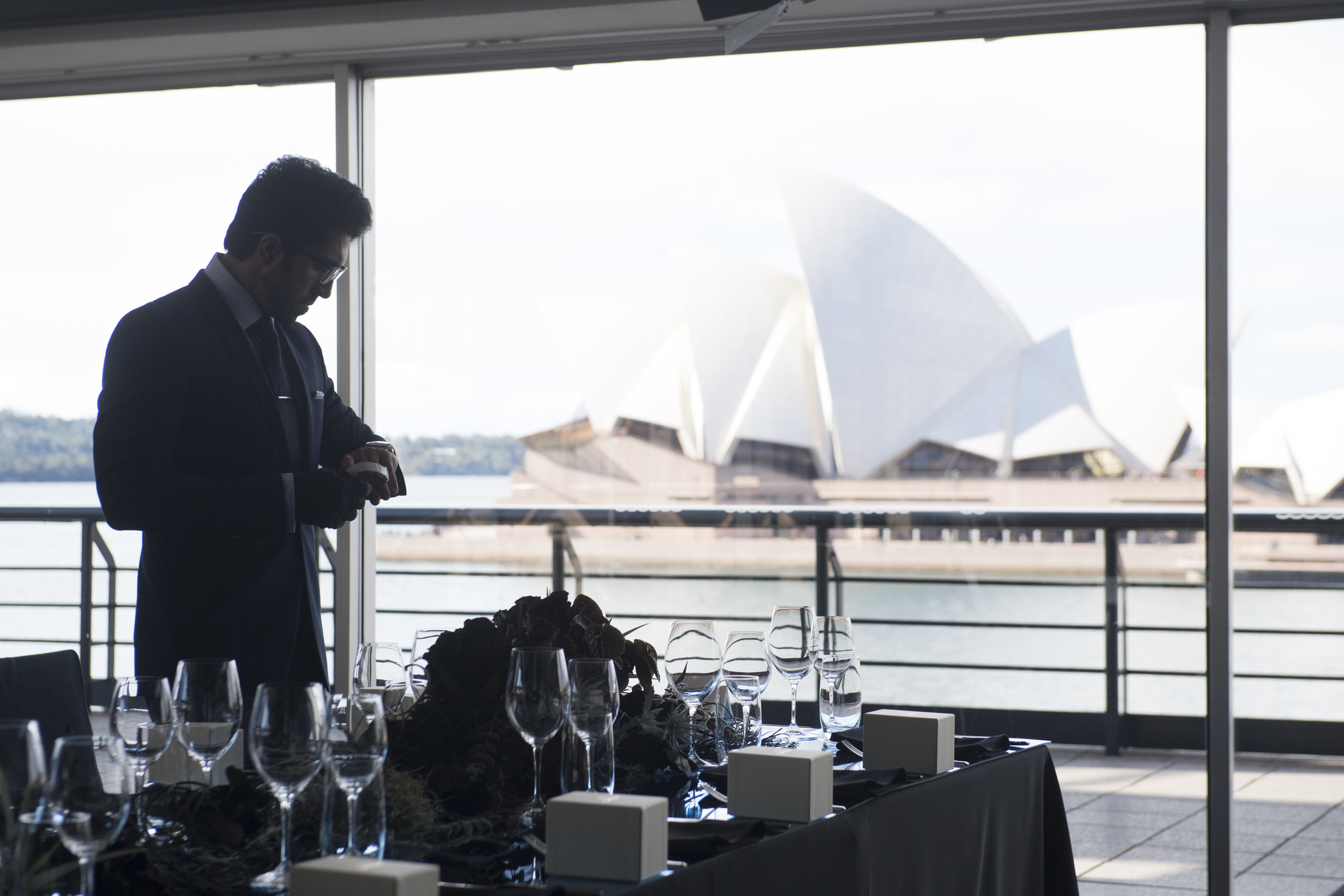 The Quay Restaurant, Sydney