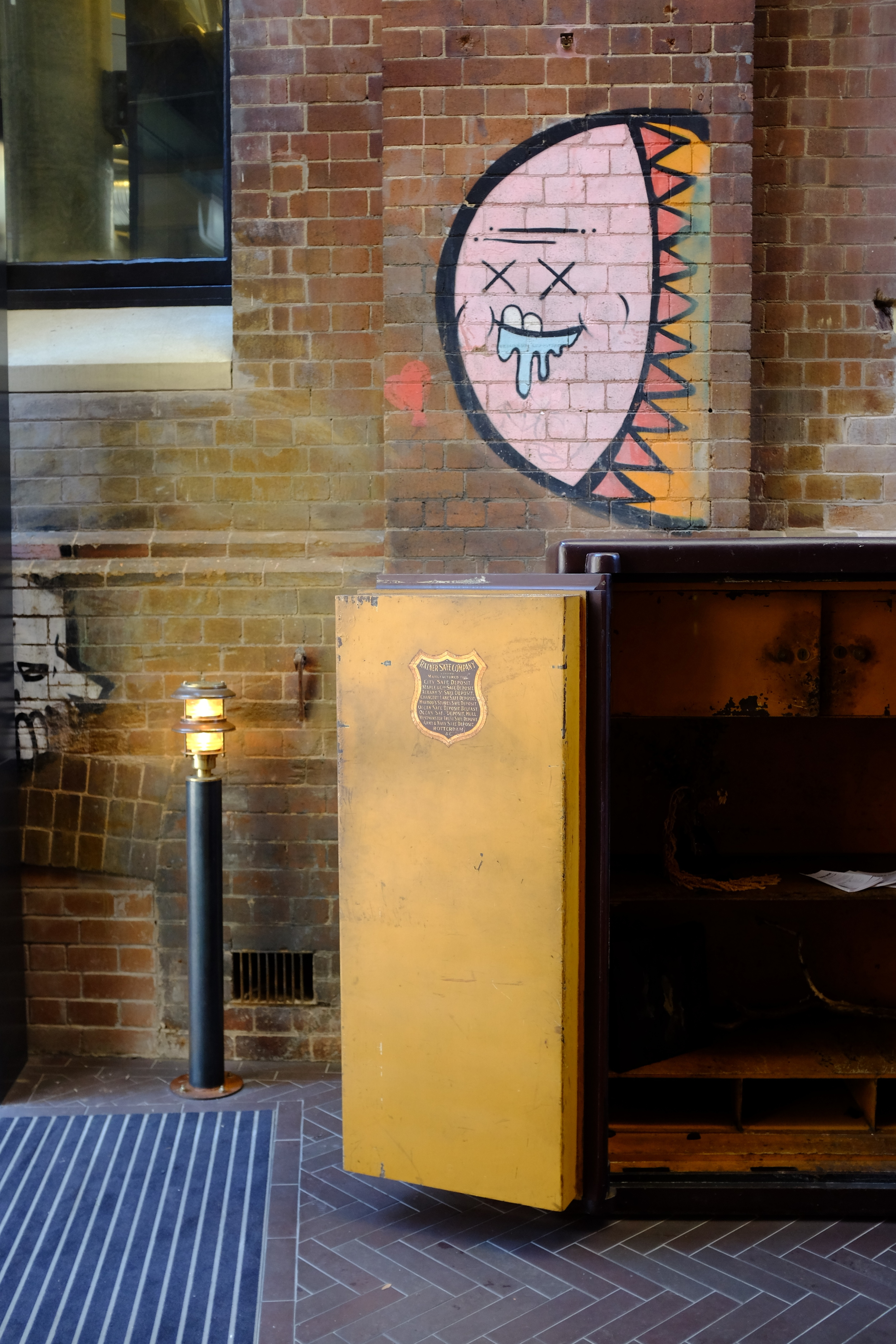 The old Clare Boutique hotel chippendale sydney travel mr gumbatron blogger blog