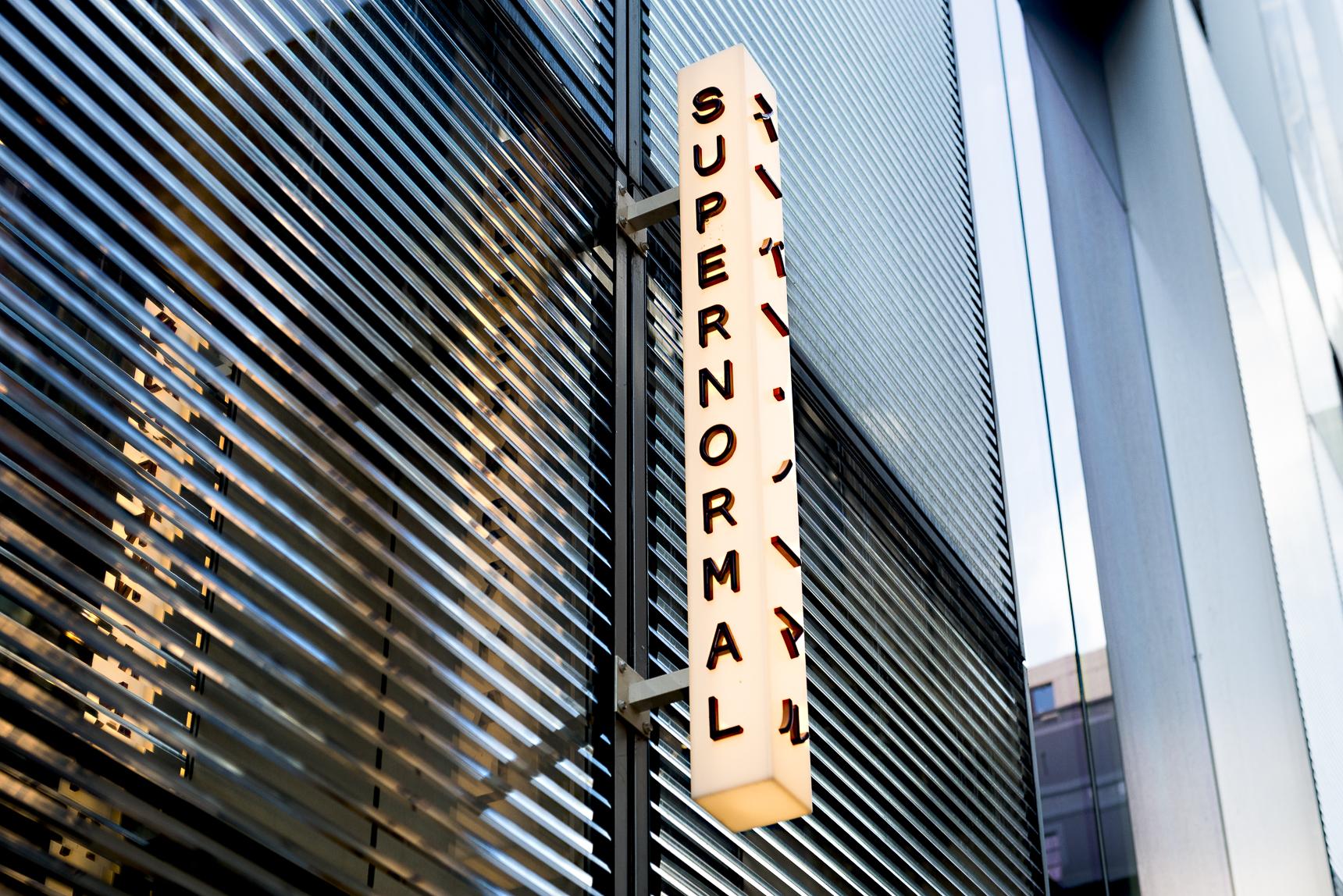 Capi Water Mr Gumbatron Supernormal Melbourne Flinders Lane Bar Restaurant