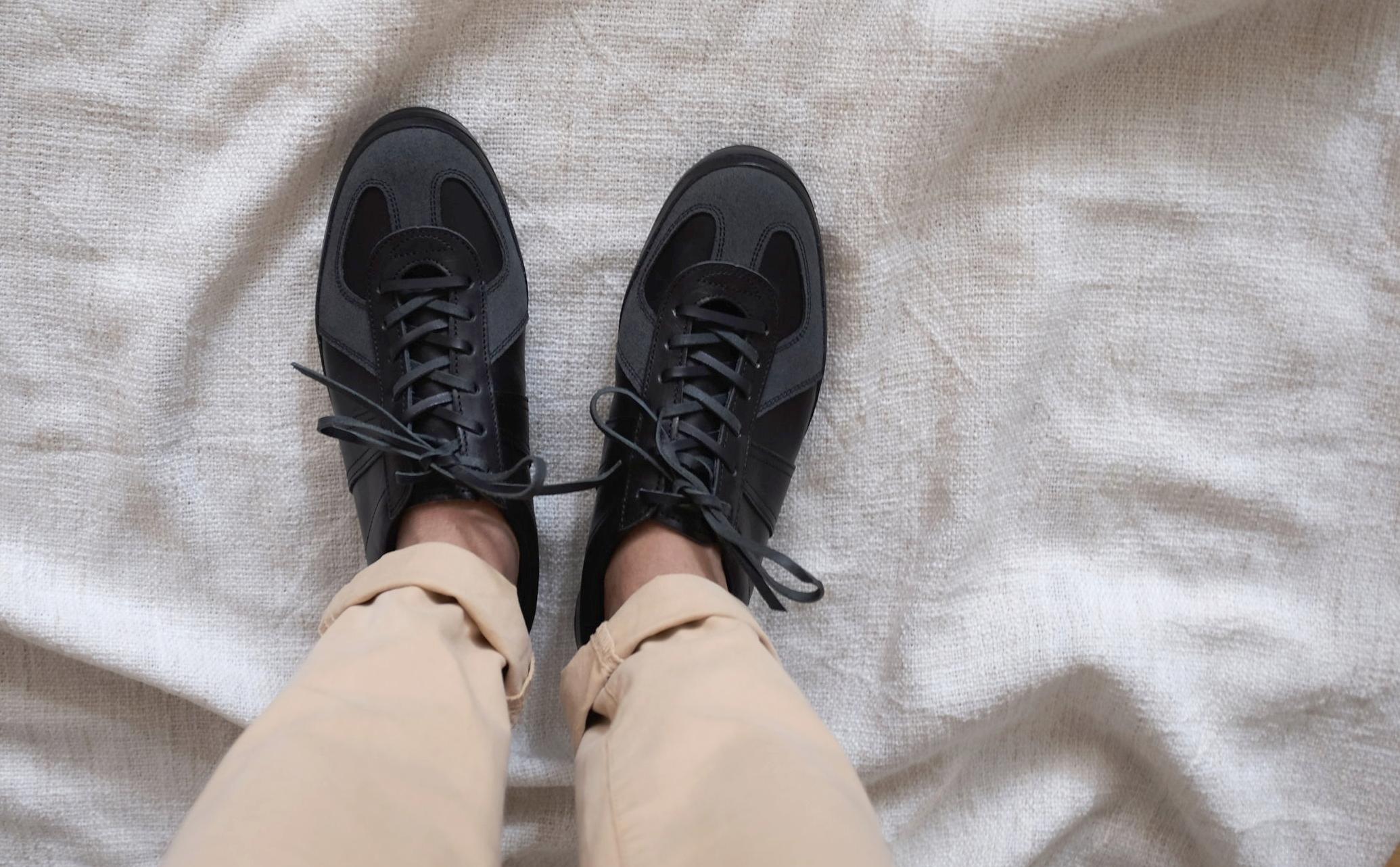 Henderscheme Mp-05 Hender Scheme Mr Gumbatron sneakers artisan Ryo Kashiwazaki Mrgumbatron