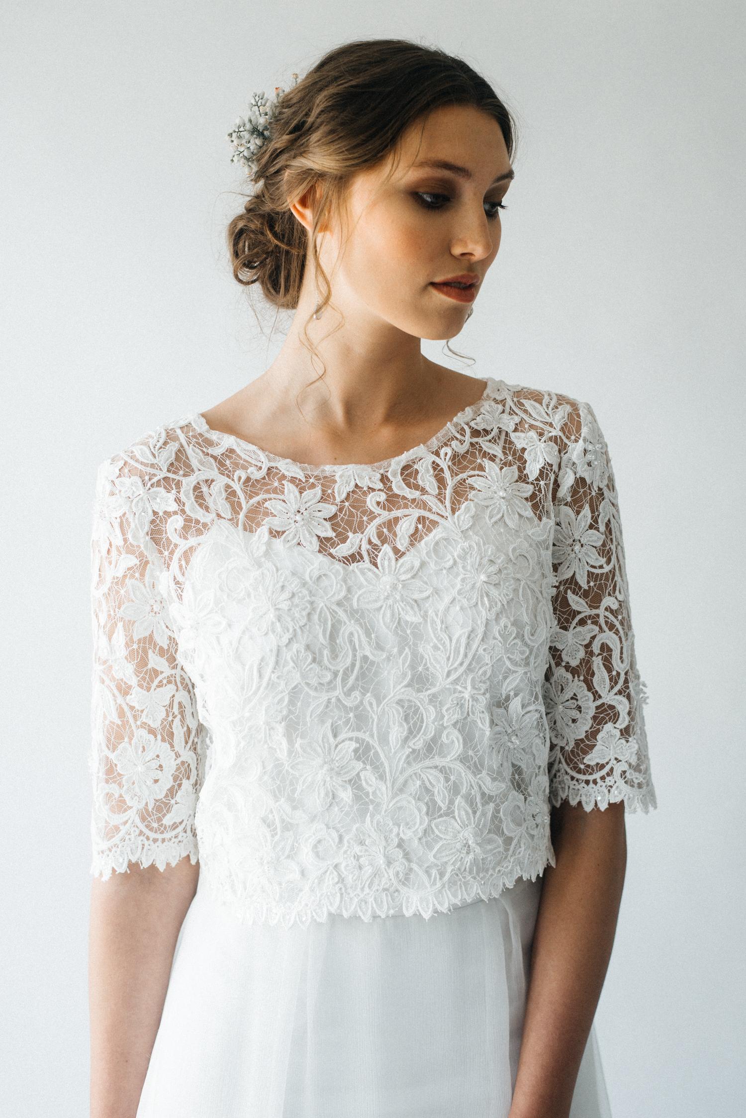 Tegan Modern Bridal Design